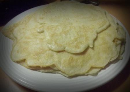 Arti's Paleo Pancakes