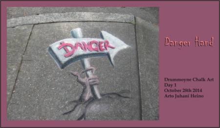 Danger Hand