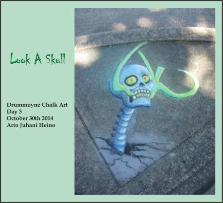 Look A Skull