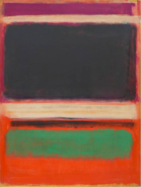 Soto Portego by Mark Rothko